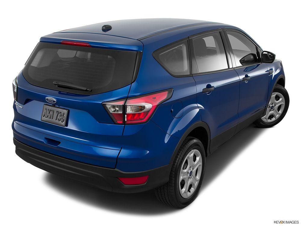 Ford Escape 2018, Qatar