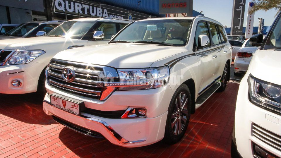 New Toyota Land Cruiser 5 7 Vxr 2017