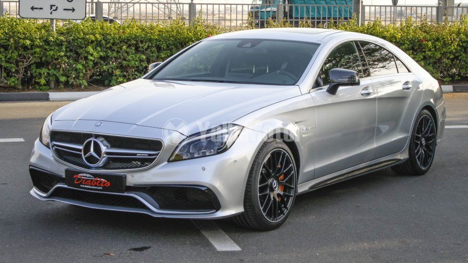 Used Mercedes Benz Cls Cl 63 Amg 2016
