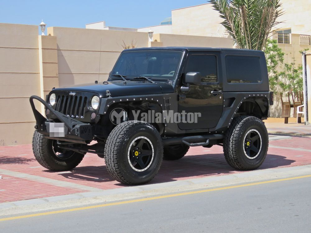 ... Used Jeep Wrangler 2 Door 2007 ...