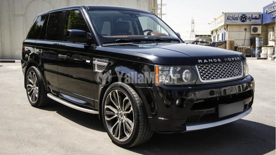 Used Land Rover Range Rover Sport Autobiography 2010 680316