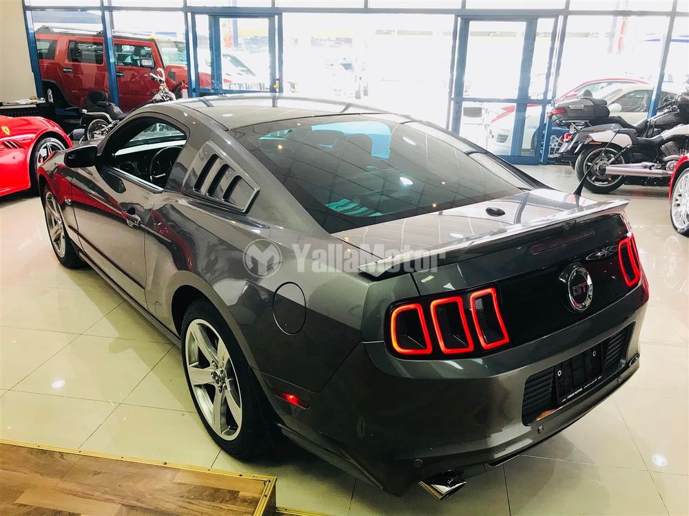 Used Ford Mustang 5 0l Gt Coupe 2014 758764 Yallamotor Com
