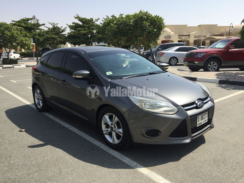 Used Ford Focus 2012 753720 Yallamotor Com