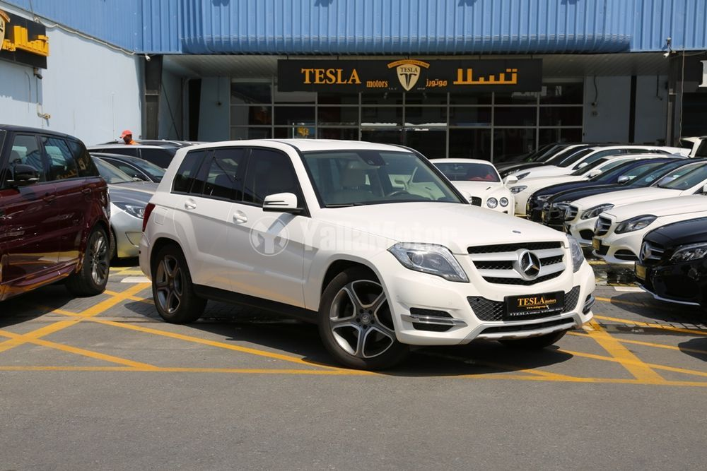 Used Mercedes Benz Glk Cl 250 4matic