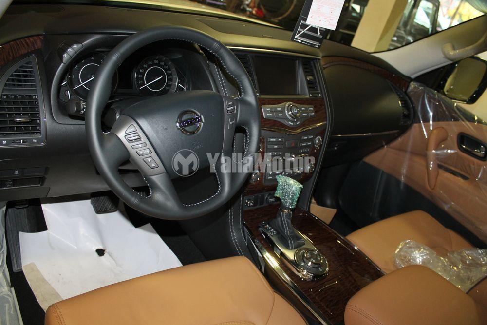 New Nissan Patrol 5 6l Le Titanium 2017