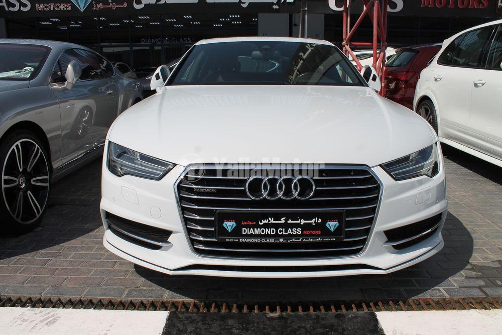 New Audi A7 50 Tfsi Quattro 333 Hp 2015 Car For Sale In Dubai