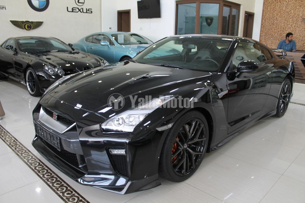 New Nissan Gt R Black Edition 2017