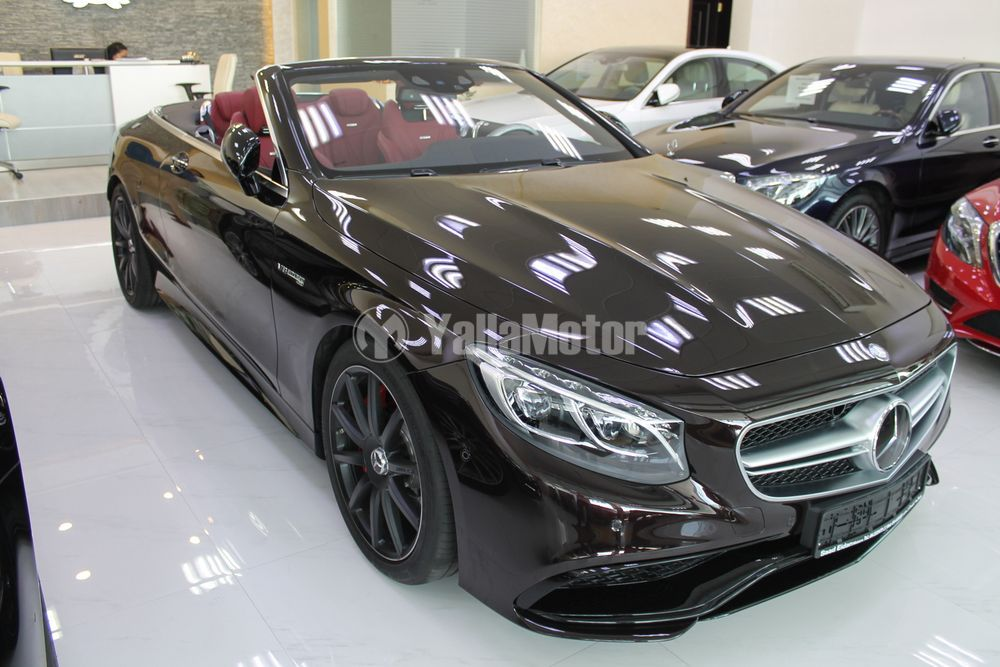 Used Mercedes Benz S 63 Amg 5 5l 4matic 2017 757839 Yallamotor Com