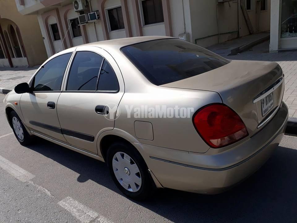Used Nissan Sunny 2004 752195 Yallamotor Com