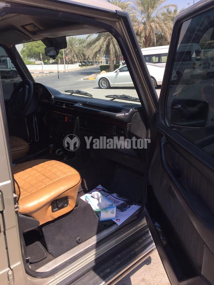 Used Mercedes Benz G Class G 500 1999 752261