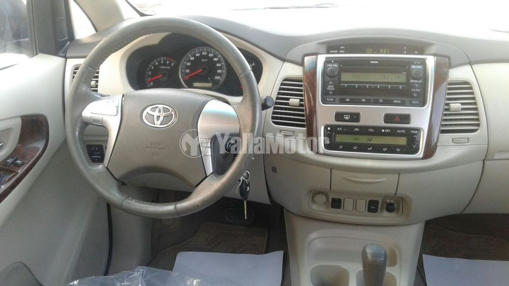 Used Toyota Innova 2014 (763804) | YallaMotor com