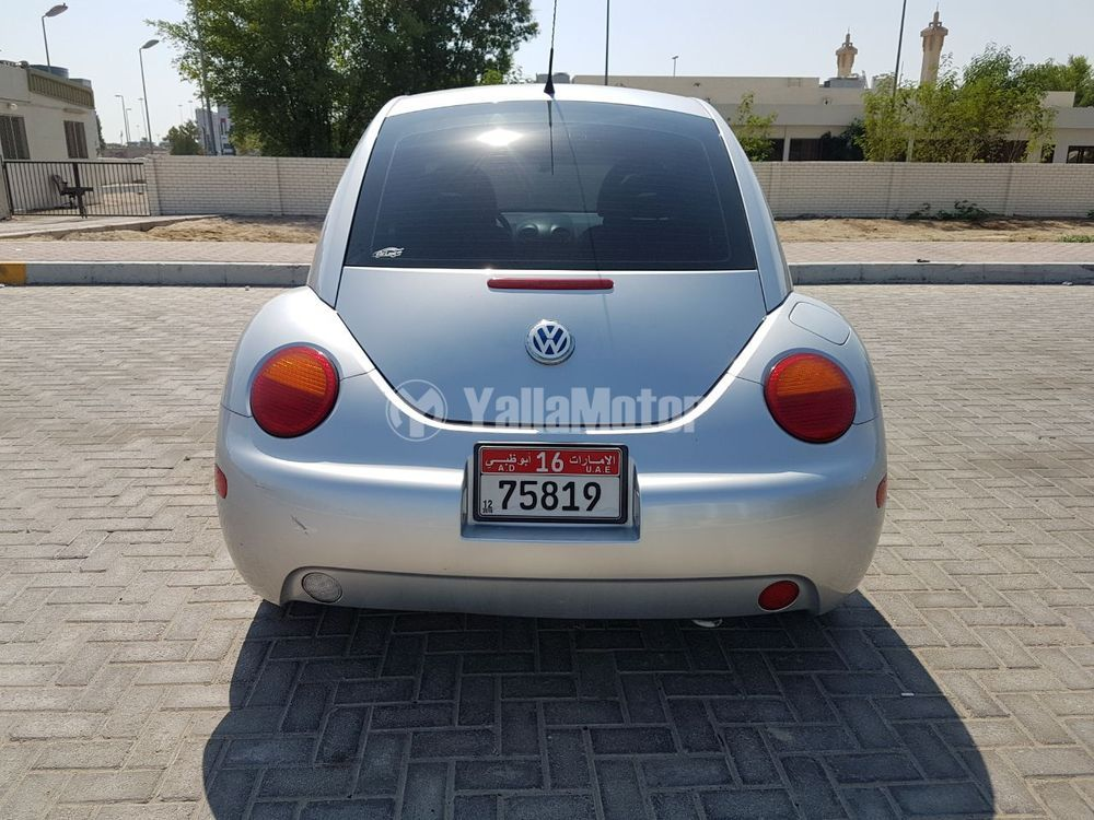 Used Volkswagen Beetle 2001 (760384) | YallaMotor.com