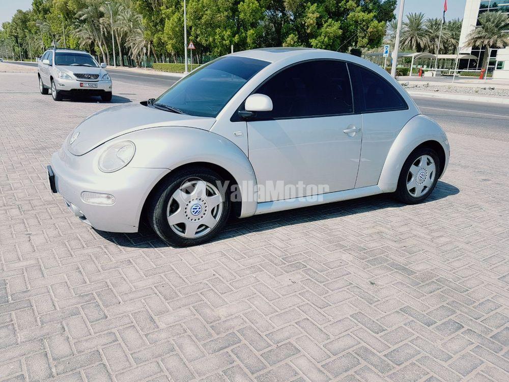 Used Volkswagen Beetle 2001 760384 Yallamotor Com