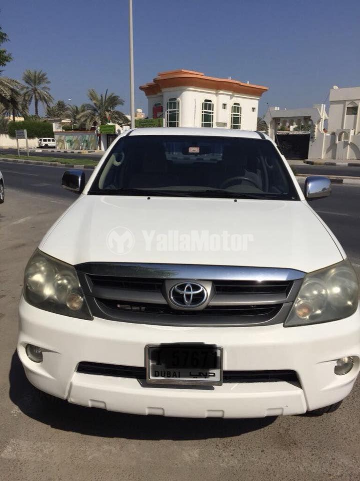 Used Toyota Fortuner 2008 (760488)   YallaMotor com