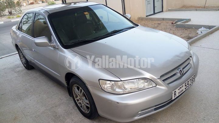 Used Honda Accord 2002