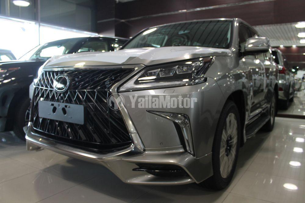 New Lexus Lx 570 S 2018
