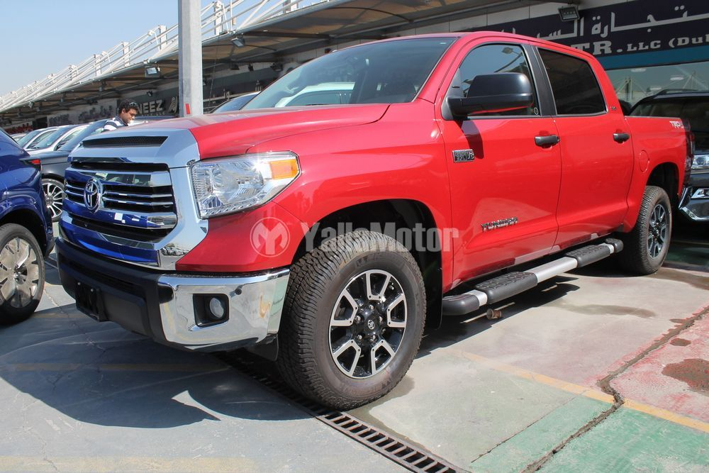 New Toyota Tundra Trd 4x4 Off Road 5 7 Force 2017