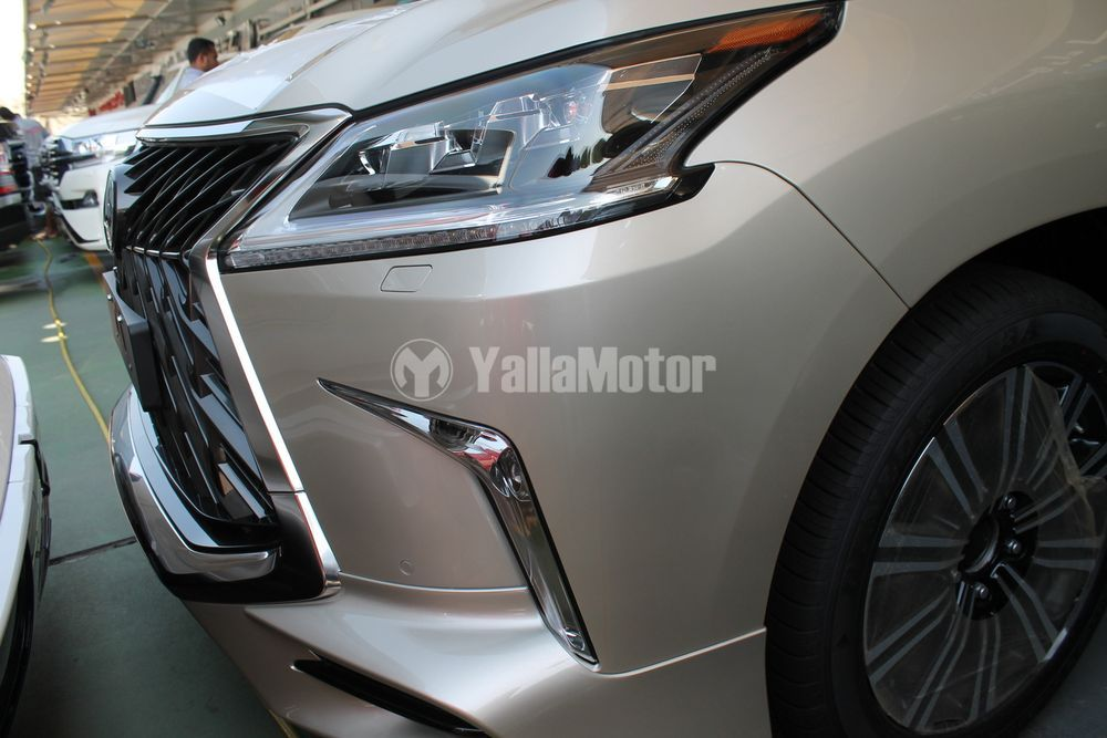 New Lexus Lx Lx 570 Sportplus 2018