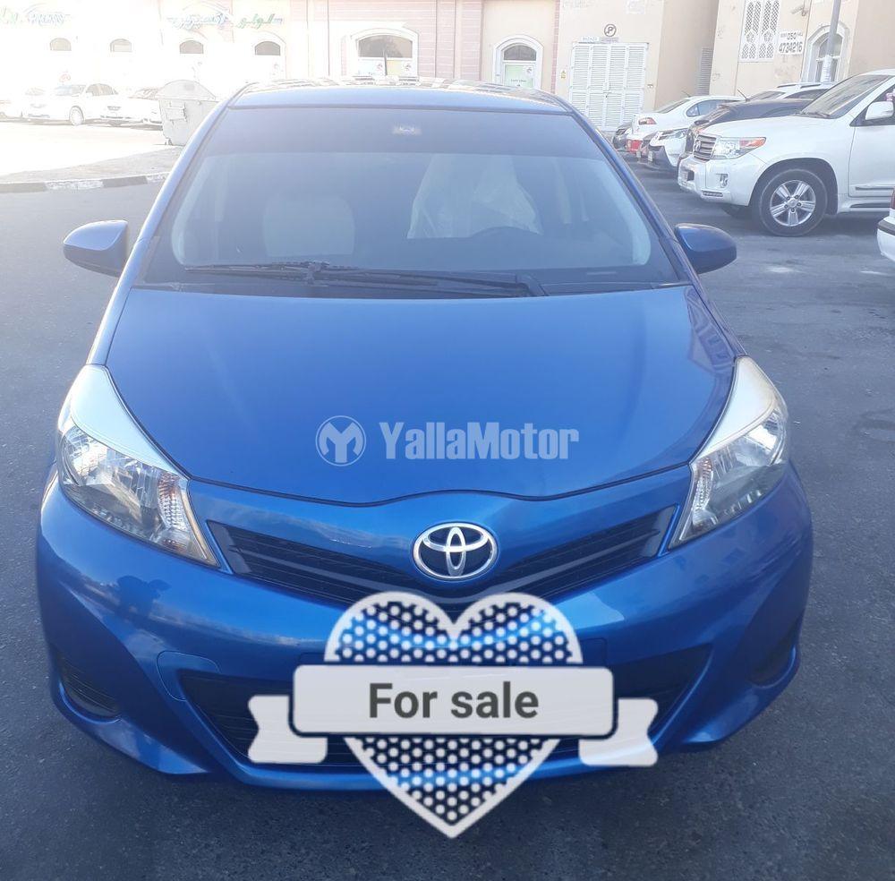 Used Toyota Yaris Hatchback 2012