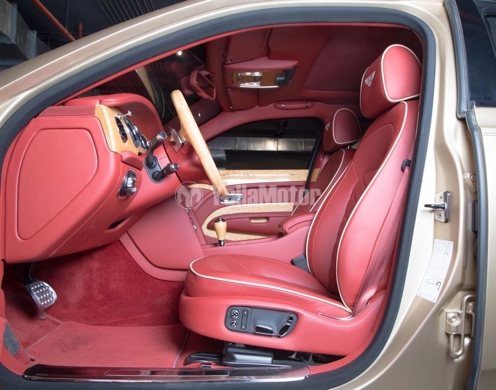 Used Bentley Mulsanne Speed Mulliner 2016 769178