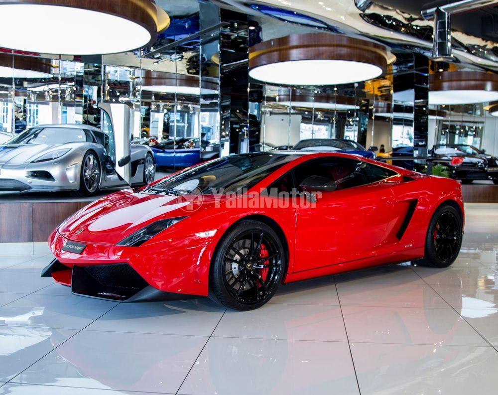 Used Lamborghini Gallardo Lp 570 4 Super Trofeo Stradale 2012