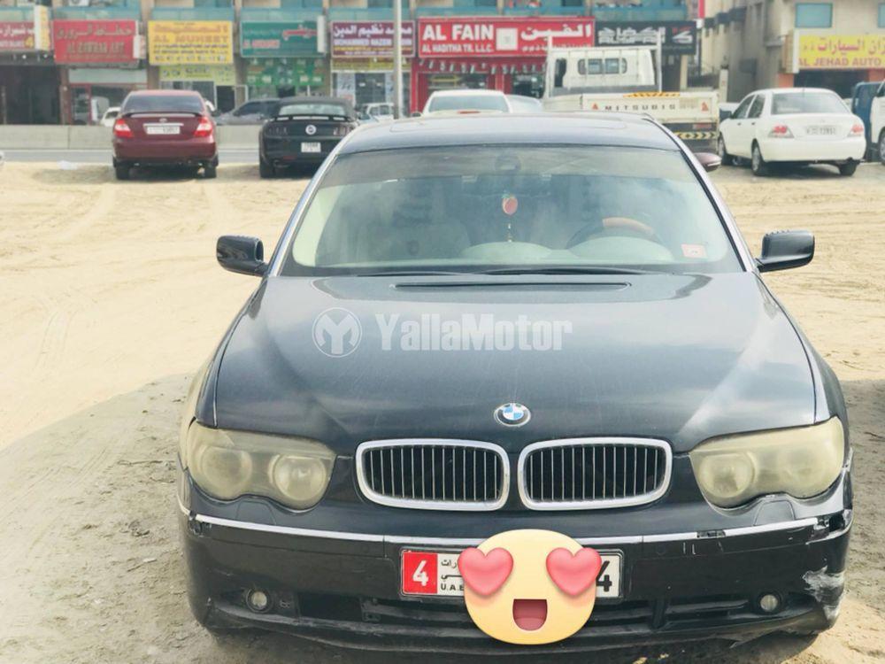 Used Bmw 745li 2004 769924 Yallamotorcom