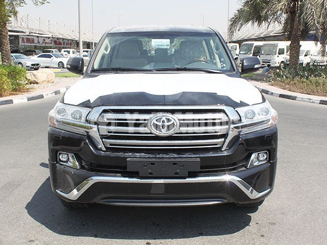 New Toyota Land Cruiser 5 Door 4 5l Diesel 2018