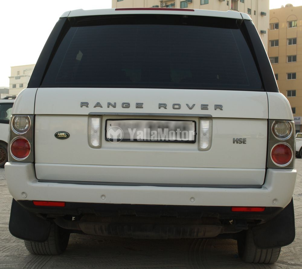 Used Land Rover Range Rover 5.0L HSE 2007 (765655
