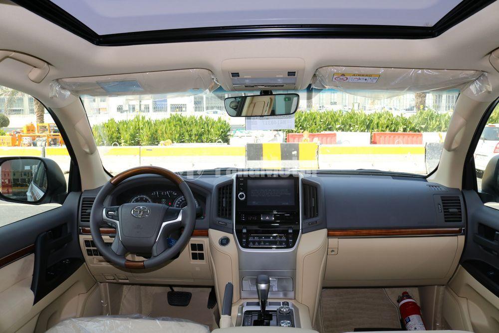New Toyota Land Cruiser 4 0 Gxr 2017