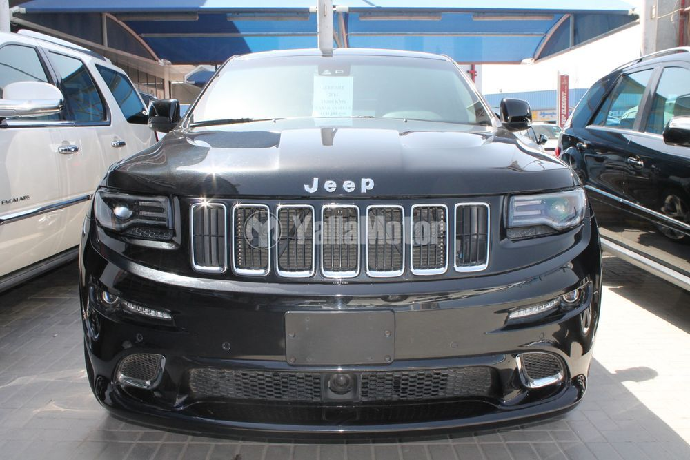... Used Jeep Grand Cherokee SRT8 2014 ...