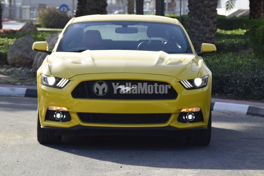 New Ford Mustang V L Gt  Car For Import In Qatar