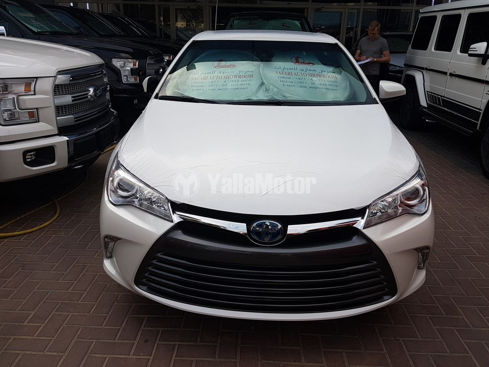 New Toyota Camry 2017