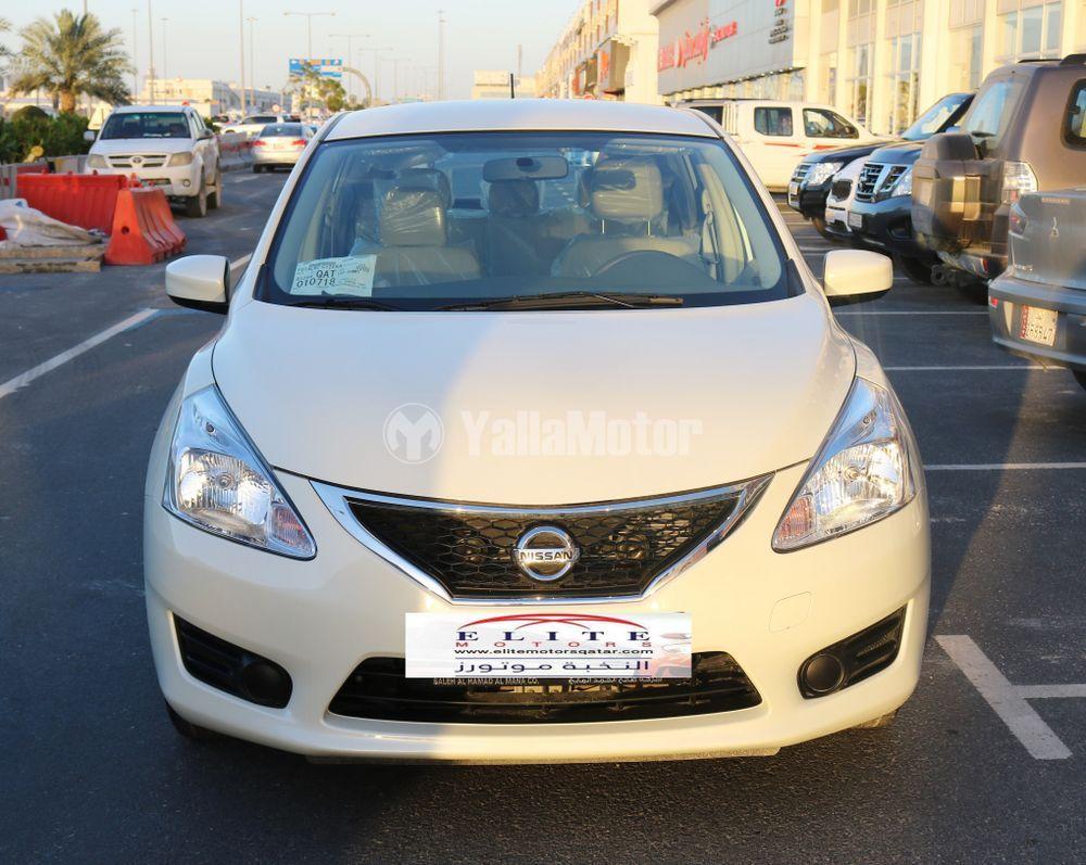 New Nissan Tiida Hatchback 2016