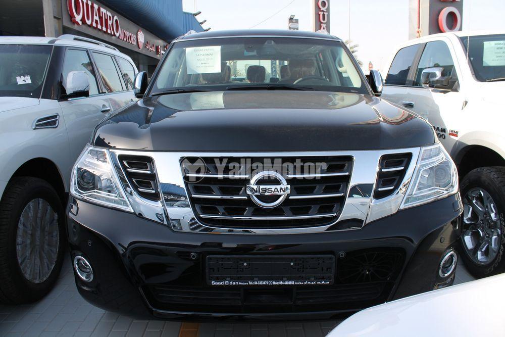 New Nissan Patrol Le 2017