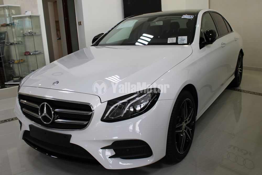 Used Mercedes-Benz E-Class E 200 CGI 2017 Car for Sale in Dubai Car for Import in Egypt