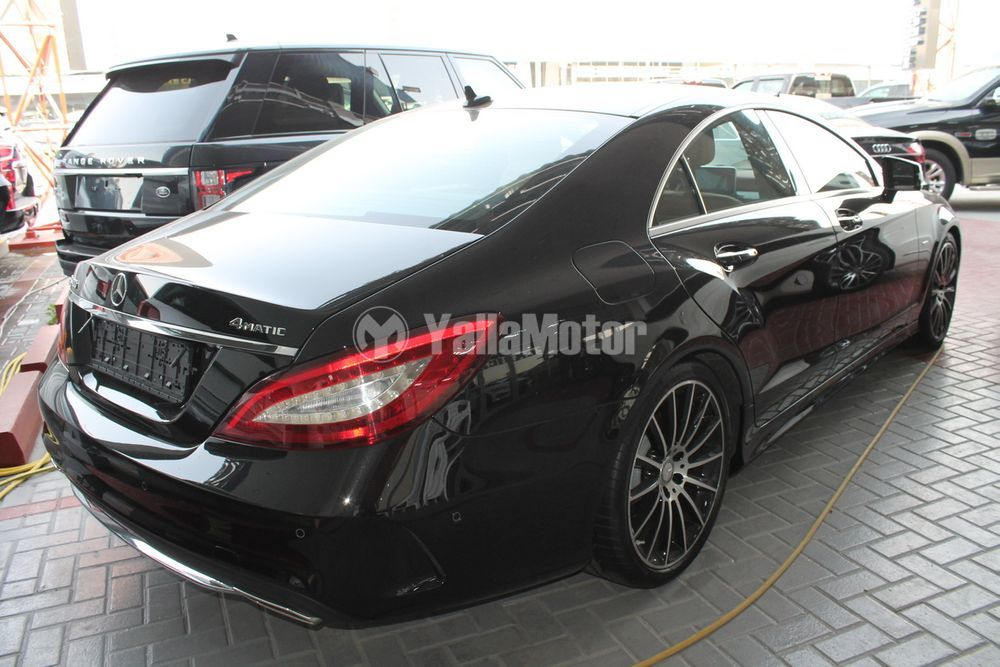Used Mercedes Benz Cls Cl 400 2017
