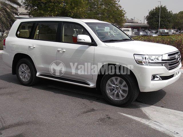 New Toyota Land Cruiser 4 0l Exr 2017