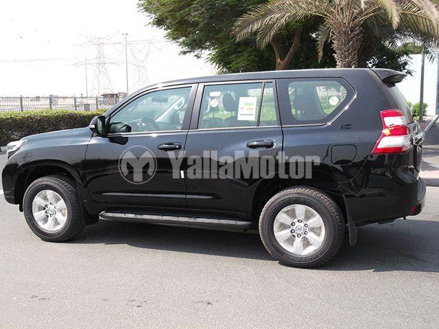 New Toyota Land Cruiser Prado 2 7l Vxr 2017
