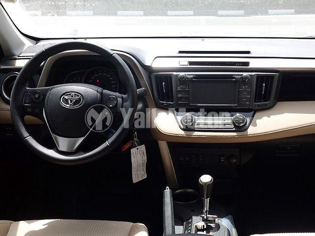 New Toyota Rav4 2015