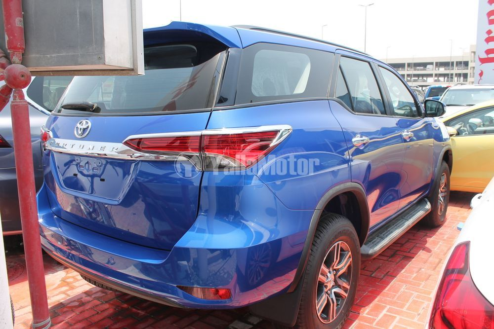 New Toyota Fortuner 2017