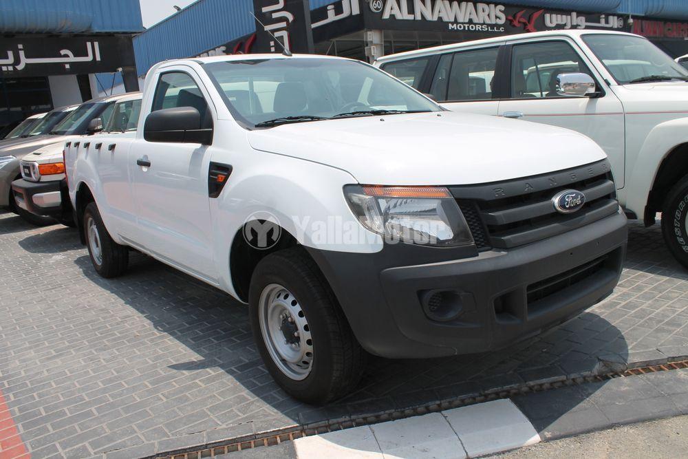 Used Cars Mobile Al >> New Ford Ranger 2.6L 2-door 2015