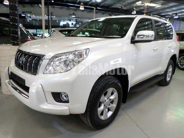 New Toyota Land Cruiser Prado Txl 2013