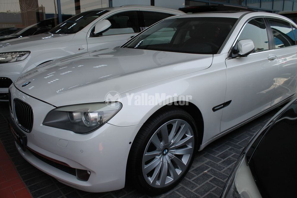 Used Bmw 7 Series 740li 2011 759280 Yallamotor Com
