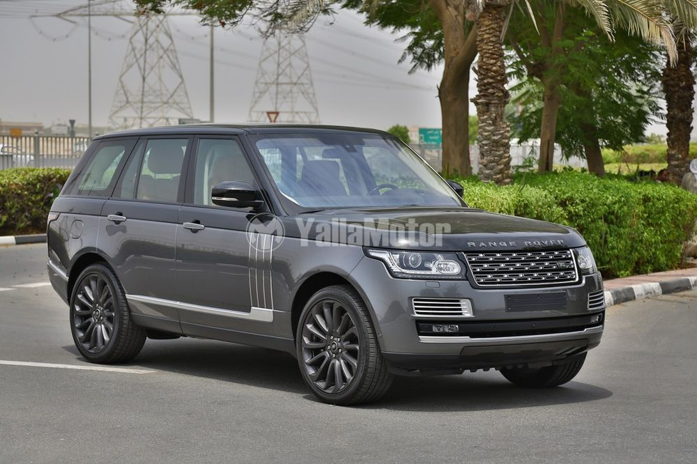 Used Land Rover Range Rover 50l Sc Sv Autobiography Lwb 550 Ps