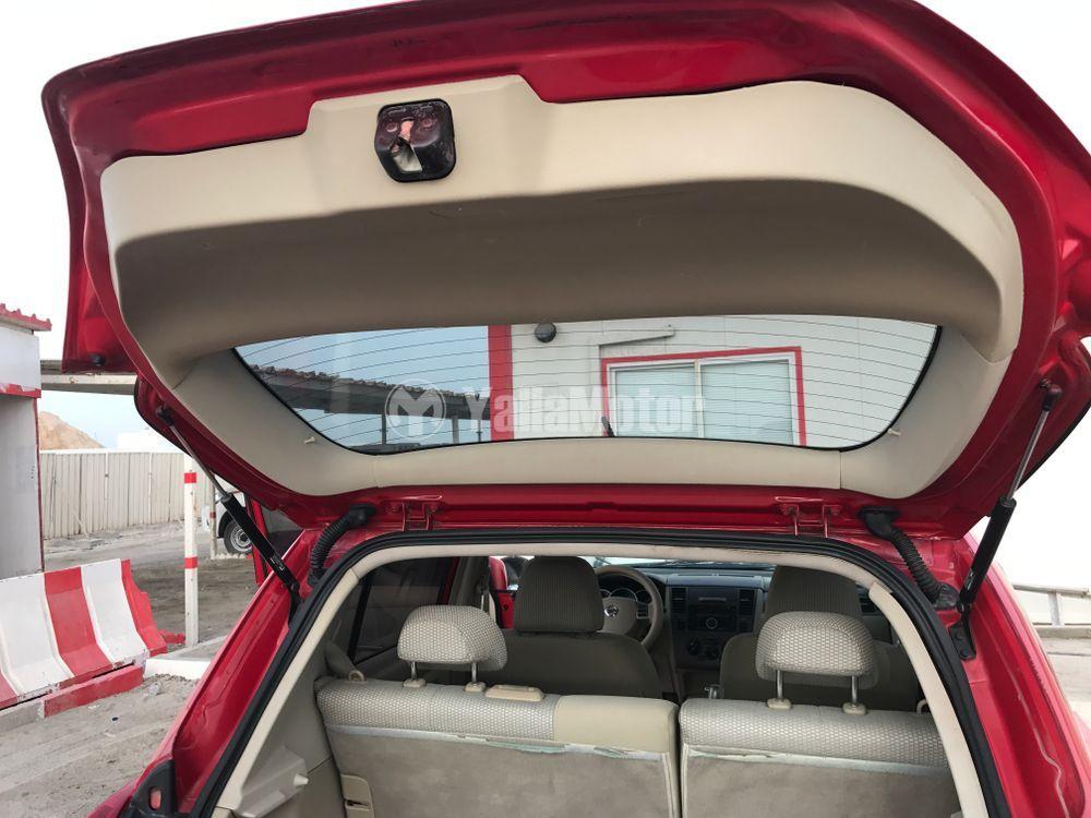 Used Nissan Tiida Hatchback 2007 738960 Yallamotor Com