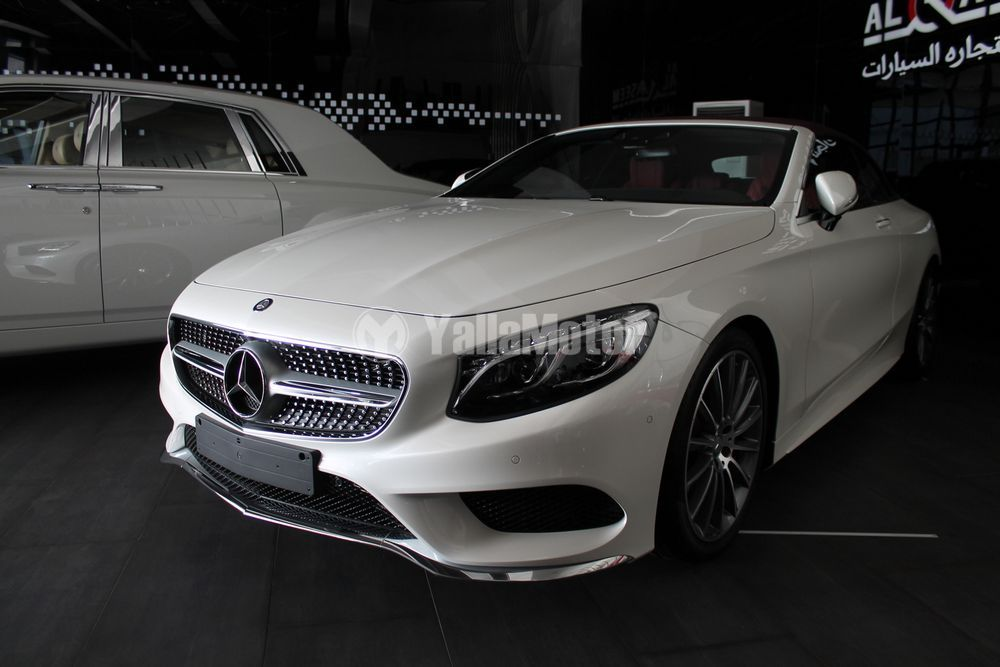 New Mercedes Benz S Class Coupe S 500 2017