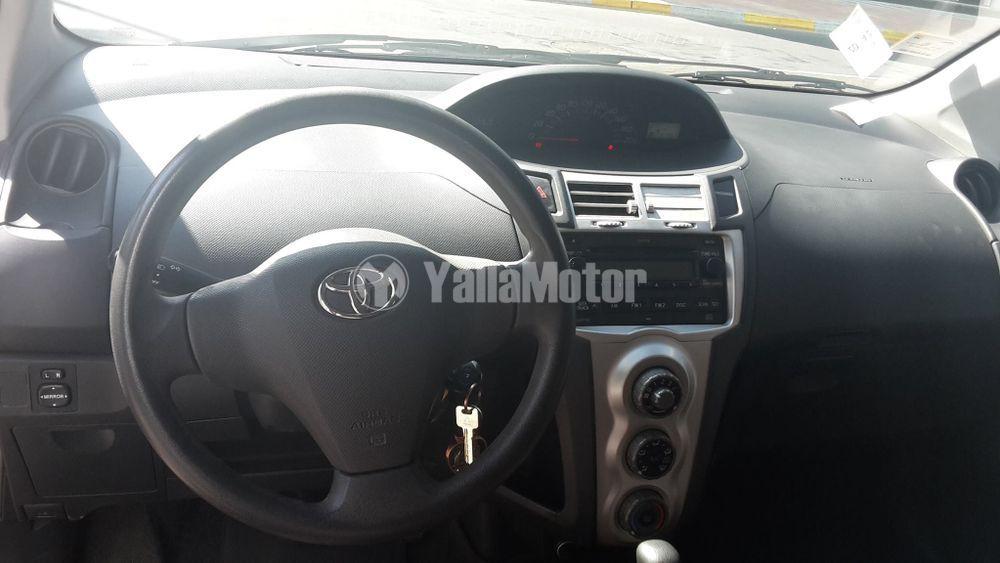 Used Toyota Yaris Hatchback 2007 736455 Yallamotor Com