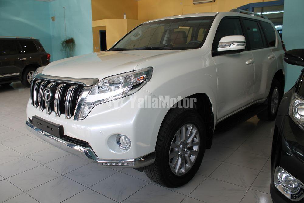 Used Toyota Land Cruiser Prado 2 7l Vxr 2016 743030