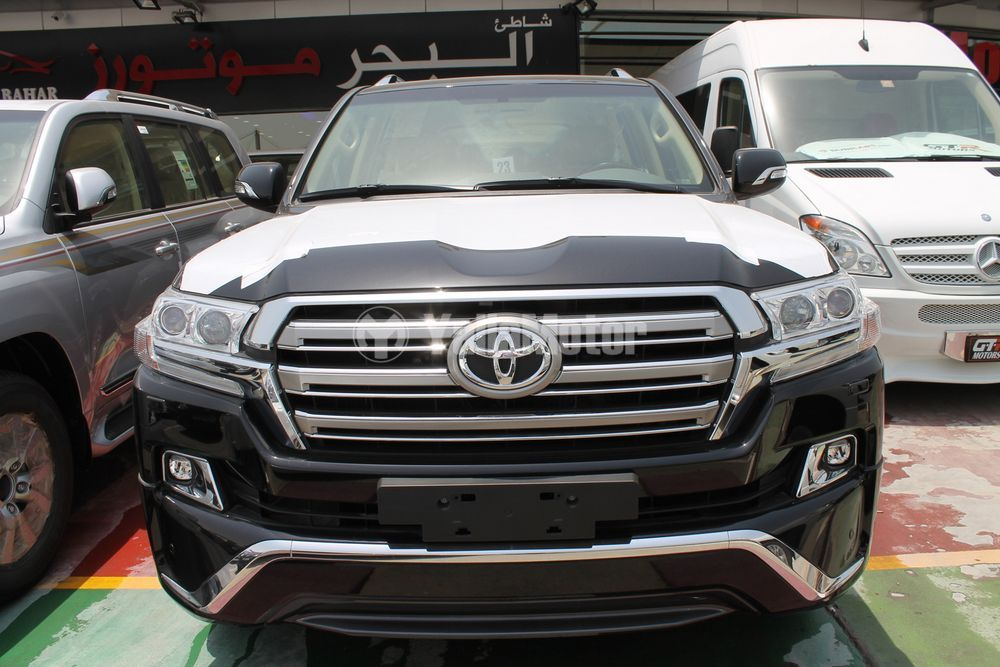 New Toyota Land Cruiser 4 6l Gxr 2017