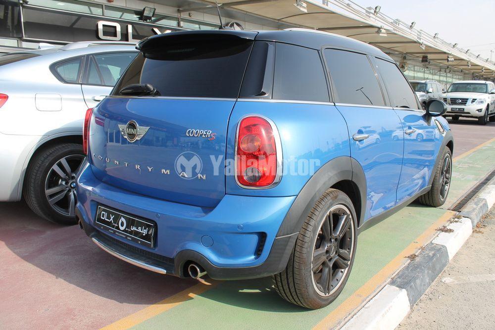 Used Mini Cooper S Countryman 2015 740397 Yallamotorcom